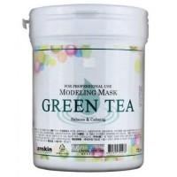 Маска альгинатная с экстрактом зеленого чая (банка)