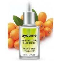 Сыворотка восстанавливающая Ayoume Vita Tree Revitalizing Relief Serum