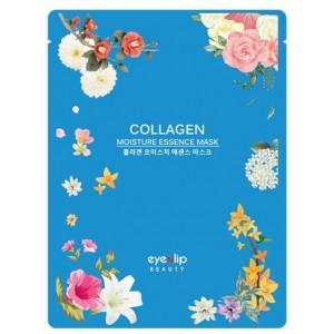 Маска тканевая с коллагеном Eyenlip Collagen Moisture Essence Mask