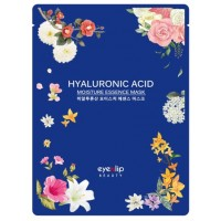 Маска тканевая с гиалуроновой кислотой Eyenlip Hyaluronic Acid Moisture Essence Mask