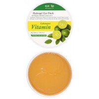 Витаминные патчи с экстрактом каламанси Eyenlip Calamansi Vitamin Hydrogel Eye Patch (годен до: 12.11.2020)