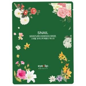 Маска тканевая улиточная Eyenlip Snail Moisture Essence Mask