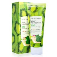 Пенка с экстрактом киви Milatte Fashiony Fruit Foam Cleanser Kiwi