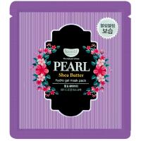 Маска с маслом ши и жемчугом Koelf Pearl Shea Butter Hydro Gel Mask