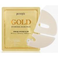 Маска гидрогелевая с золотом Petitfee Gold Hydrogel Mask Pack