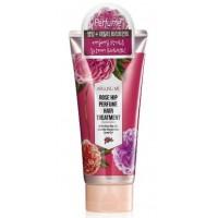 Маска для поврежденных волос Welcos Rose Hip Hair Treatment