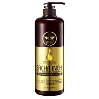 Шампунь для ломких и поврежденных волос Daeng Gi Meo Ri Sacha Inchi Gold Therapy Shampoo