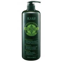 Шампунь с экстрактом моринги Daeng Gi Meo Ri Moringa Premium Shampoo 1000 ml