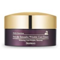 Крем со змеиным ядом Deoproce Syn-Ake Intensive Wrinkle Care Cream