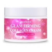 Крем подтягивающий коллагеновый Deoproce Glam Firming Collagen Cream