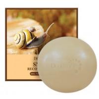 Мыло с муцином улитки Deoproce Snail Recovery Soap