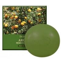 Мыло увлажняющее с аргановым маслом Deoproce Argan Moisture Soap