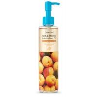Эссенция маслянистая для тела абрикосовая Deoproce Soft Smooth Moisture Body Oil Apricot