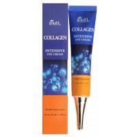 Крем вокруг глаз с коллагеном Ekel Collagen Intensive Eye Cream
