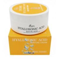 Крем для лица увлажняющий с гиалуроновой кислотой Ekel Moisture Cream Hyaluronic Acid