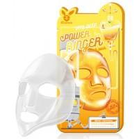 Маска тканевая с витаминами Elizavecca Vita Deep Power Ringer Mask Pack