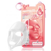 Маска для лица c гиалуроновой кислотой Elizavecca Power Ringer Mask Pack Hyaluronic Acid Water Deep