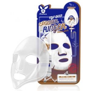 Маска тканевая с EGF Elizavecca EGF Deep Power Ringer Mask