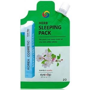 Маска ночная с экстрактами трав Eyenlip Herb Sleeping Pack
