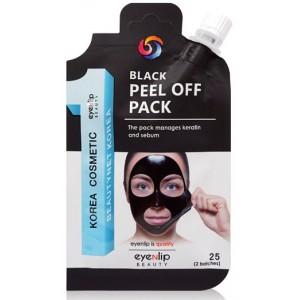 Маска-пленка очищающая Eyenlyp Black Peel Off Pack