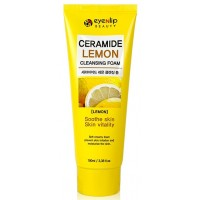 Пенка с экстрактом лимона и керамидами Eyenlip Ceramide Lemon Cleansing Foam