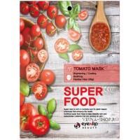 Маска тканевая с экстрактом томата Eyenlip Super Food Tomato Mask