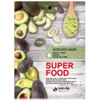 Маска тканевая с экстрактом авокадо Eyenlip Super Food Avocado Mask