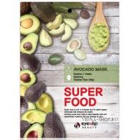 Маска тканевая с экстрактом авокадо Eyenlip Super Food Avocado Mask