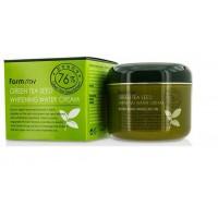 Увлажняющий крем с экстрактом семян зеленого чая FarmStay Green Tea Seed Whitening Water Cream