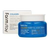 Увлажняющий крем с коллагеном FarmStay Collagen Water Full Moist Cream
