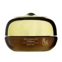 Крем для глаз с муцином королевской улитки FarmStay Escargot Noblesse Intensive Eye Cream