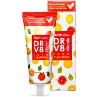 Пенка для умывания витаминная Farmstay Vitamin Foam Cleansing
