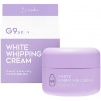 Крем для лица с протеинами и лавандой Berrisom G9 White In Whipping Cream Lavender