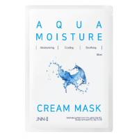 Маска тканевая увлажняющая с кремовой эссенцией JNN-II Aqua Moisture Cream Mask