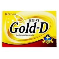 Мыло туалетное Clio Gold-D Soap