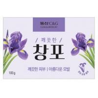 Мыло с экстрактом ириса Clio Iris Soap