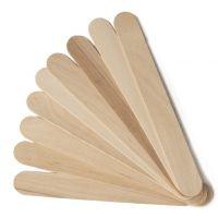 Шпатели деревянные одноразовые