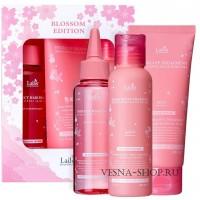 Набор восстанавливающих средств для волос Lador Blossom Edition