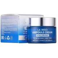 Ампульный крем с гиалуроновой кислотой La Miso Ampule Cream Hyaluronic