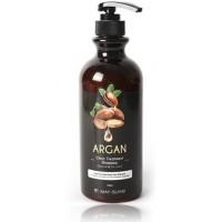 Шампунь восстанавливающий с аргановым маслом May Island Argan Clinic Treatment Shampoo