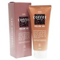 Гель-скатка для лица с экстрактом кофе Med B Coffee Purifying Peeling Gel