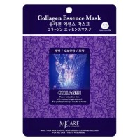 Маска тканевая с коллагеном Mijin Collagen Essense Mask