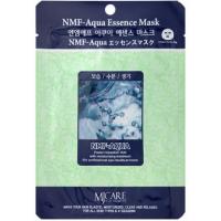 Маска тканевая увлажняющая с NMF и гиалуроновой кислотой Mijin NMF Aqua Essence Mask