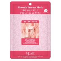 Маска тканевая с плацентой Mijin Placenta Essence Mask