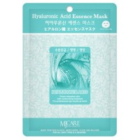 Маска тканевая с гиалуроновой кислотой Mijin Hyaluronic Acid Essence Mask