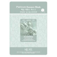 """Маска тканевая """"Платина"""" Mijin Platinum Essense Mask"""