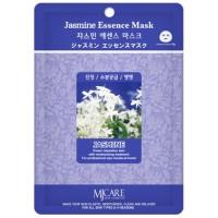 Маска тканевая с экстрактом жасмина Mijin Jasmine Essence Mask
