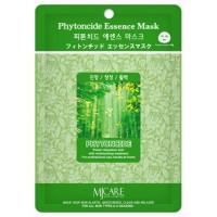 Маска тканевая с фитонцидами Mijin Phytoncide Essence Mask