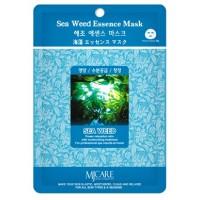 Маска тканевая с экстрактом морских водорослей Mijin Sea Weed Essence Mask
