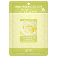 Маска тканевая осветляющая Mijin Brightening Essence Mask